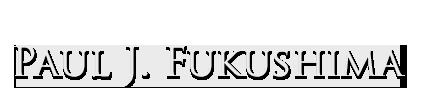 Paul J. Fukushima logo